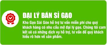 Kho gạo sỉ Sài Gòn